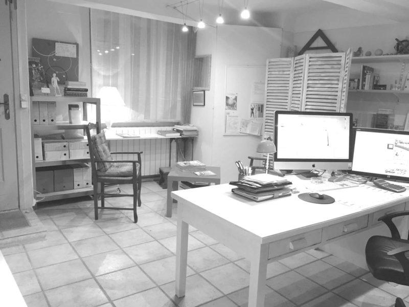 vue d'ensemble du bureau